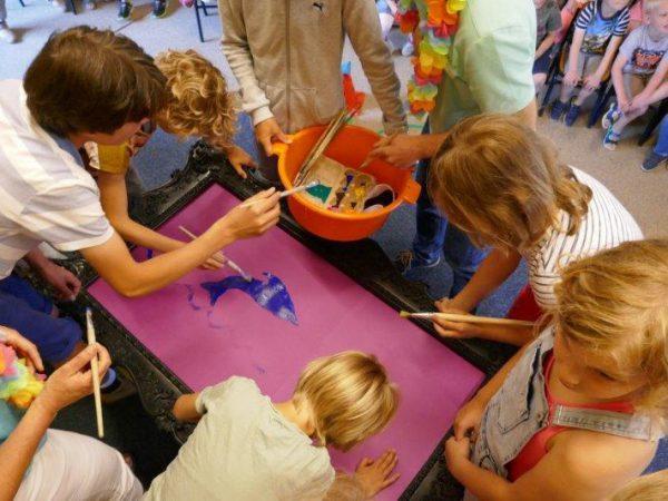 Jenaplanschool Poortvliet prijsvraag naam speeltuin tholen
