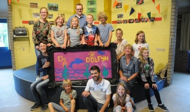 Jenaplanschool winnaar prijsvraag naam speeltuin Tholen